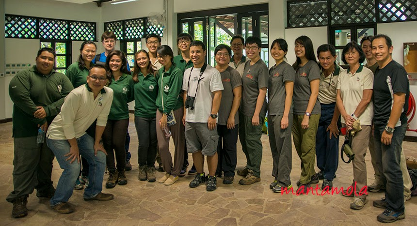 Birding with Mr Desmond Lee  (Minister of State)