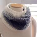 Knit An Eyelet Cowl $2.00