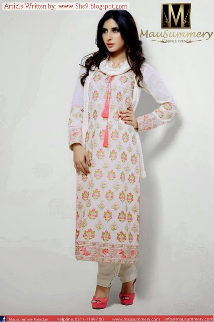 Mausummery Eid Collection for Girls
