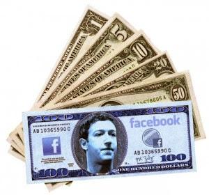про деньги в фейсбуке