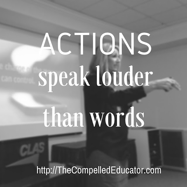 actions speak louder than words 7 Actions speak louder than words it is more effective to act directly than to speak of action a person's actions indicate their true sentiments more.