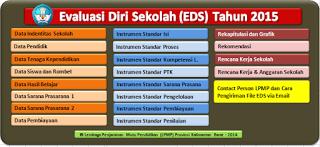 Applikasi EDS SMP 2015