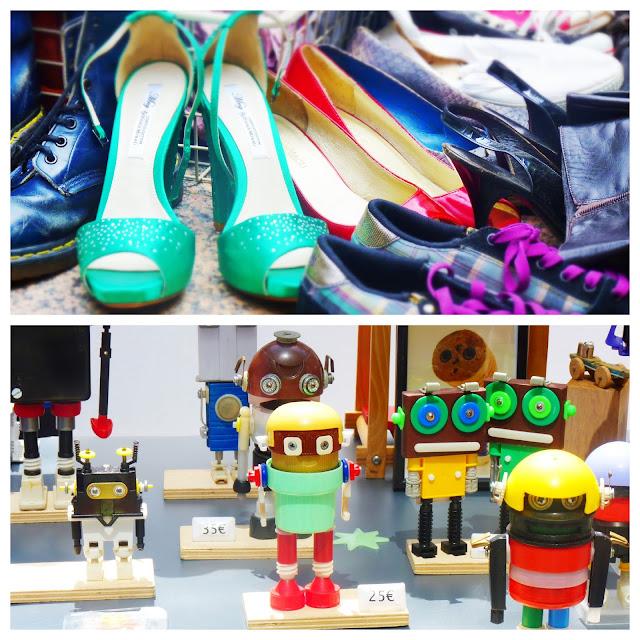 zapatos y juguetes mercado demanoenmano