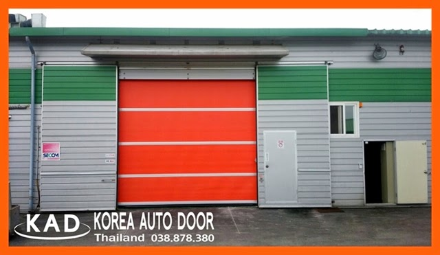 KAD high speed door offer excellent after-sales service for every customers