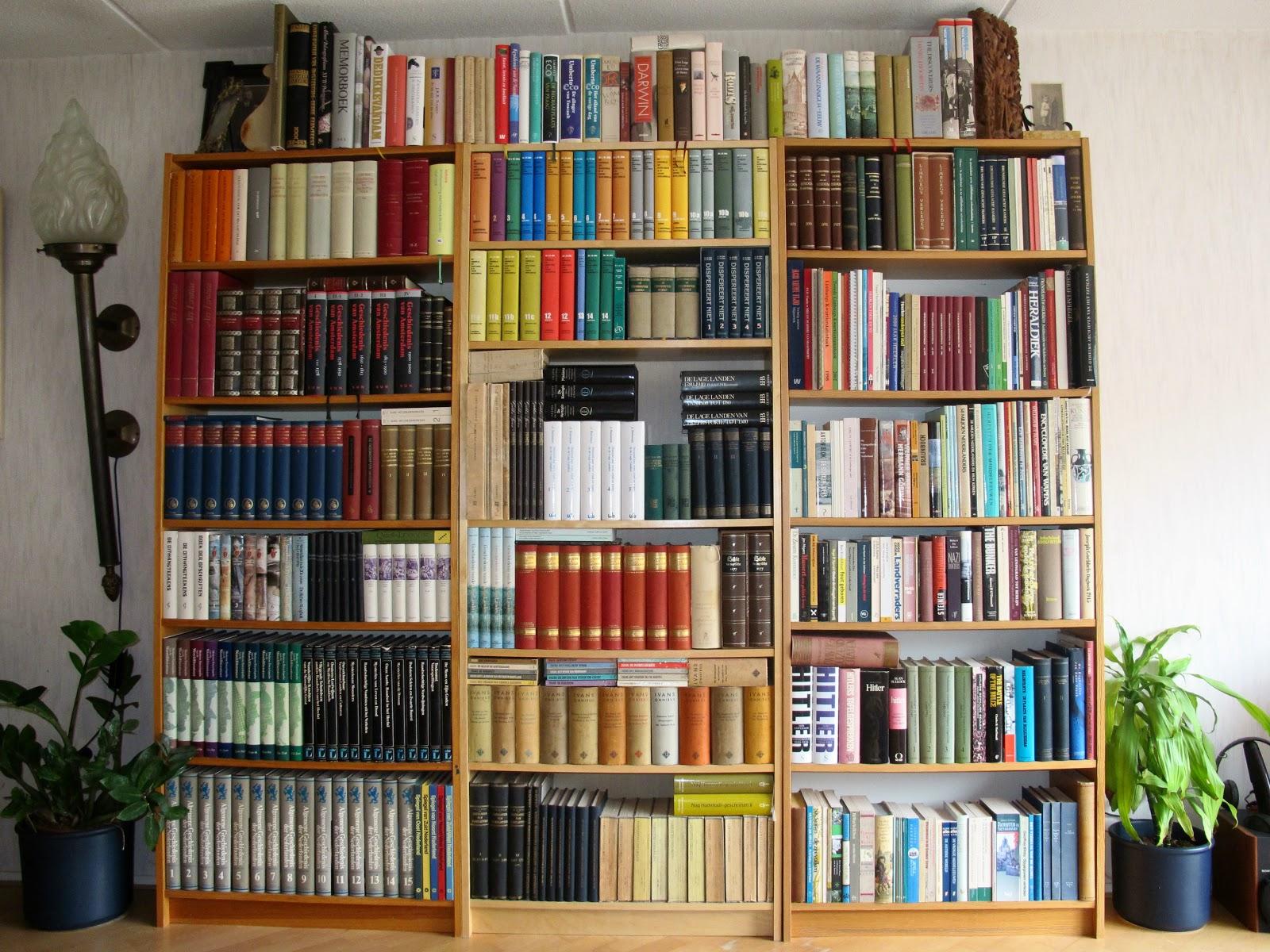 P e r k a m e n t u s: Over mijn bibliotheek