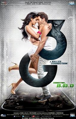 3G A Killer Connection 2013 Hindi HDRip 720p 900mb