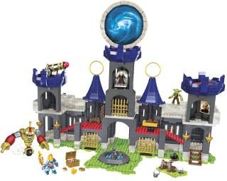 Afbeelding Mega Bloks Skylanders Dark Castle Conquest gebouwd