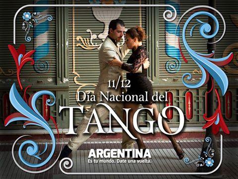 * 11 de Diciembre - DIA DEL TANGO