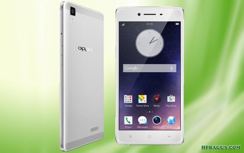 Spesifikasi dan Harga Oppo R7 Android Smartphone