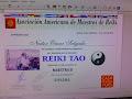 Aprende o Recibí Reiki Tao