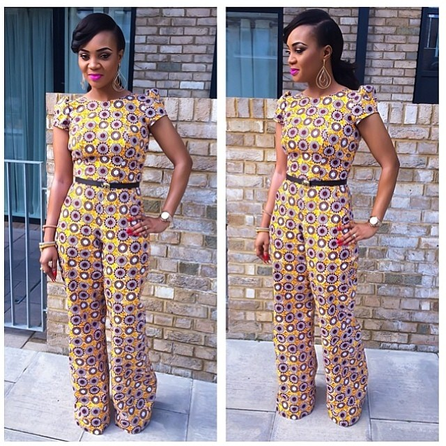 2015 Creative Ankara Styles For Ladies Debonke House Of Fashion