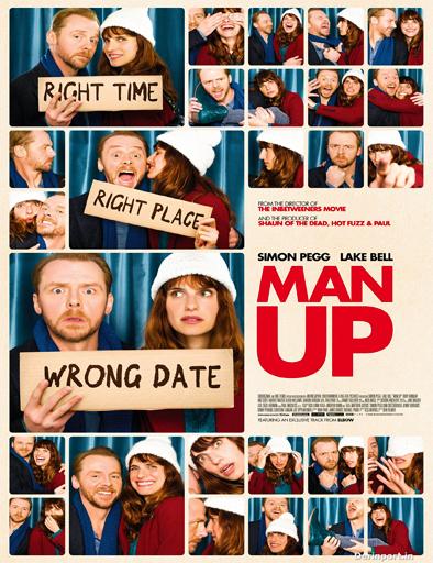 Ver Amor sin cita previa (Man Up) (2015) Online