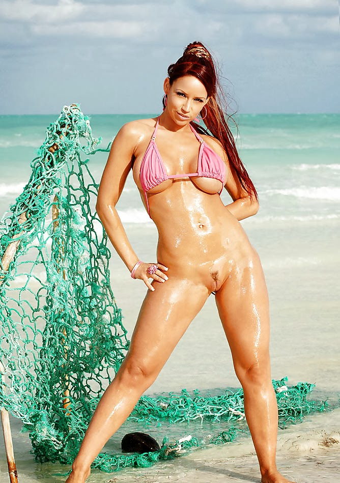 Are Bianca beauchamp wet and naked