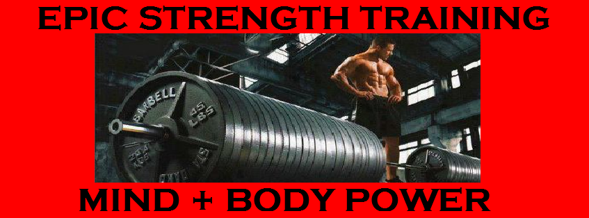 Epic Strength Training Utah