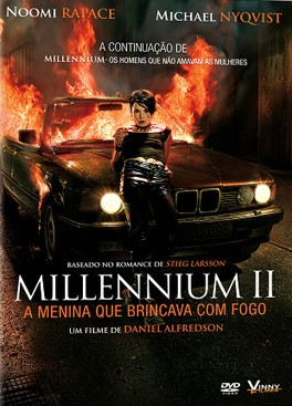 Millennium II: A Menina que Brincava com Fogo Dublado