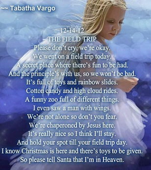 In Memory of the Victims of Sandy Hook