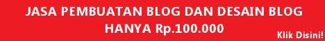 Jasa Buat Blog dan Desain Blog