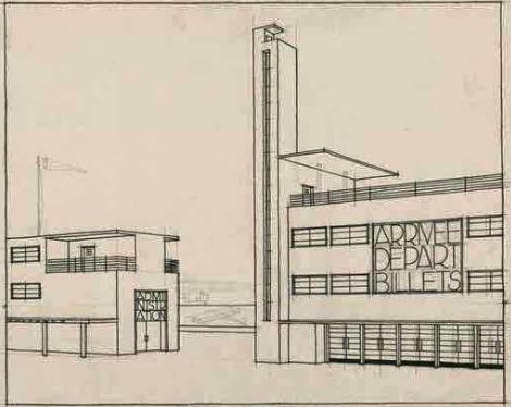 Nouvelle Cité Moderne 1923