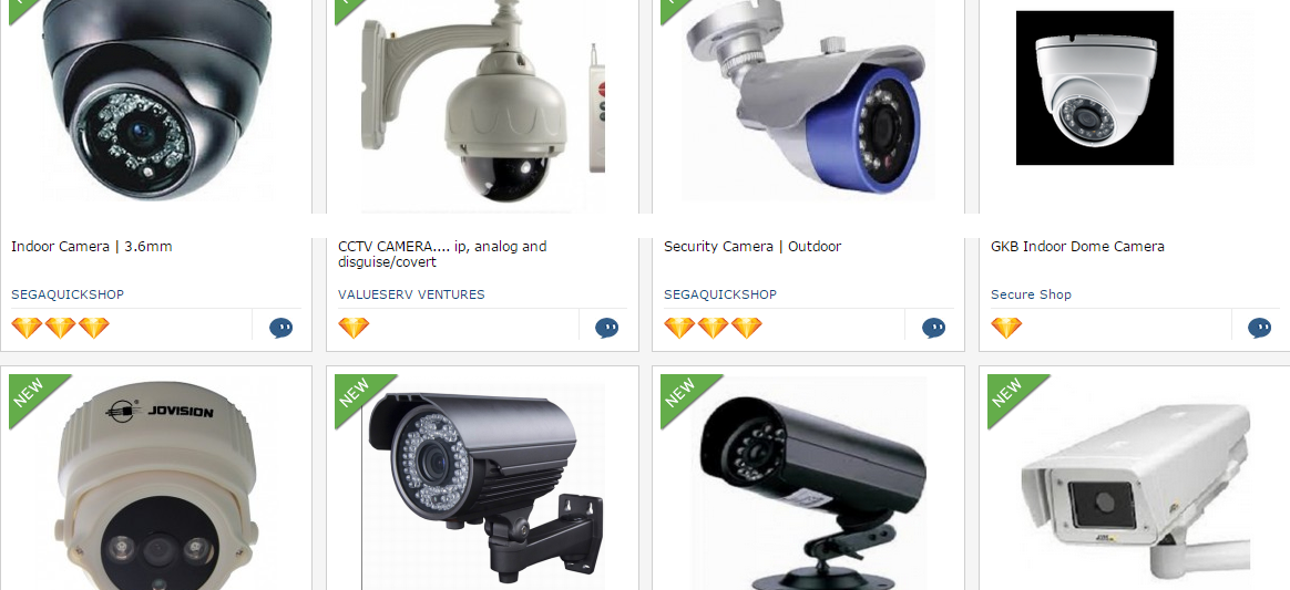Buy Home Security Camera Systems in Nigeria - Gadgets and Device Tips