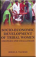 New book on Socio=Economic Development of Tribal Women