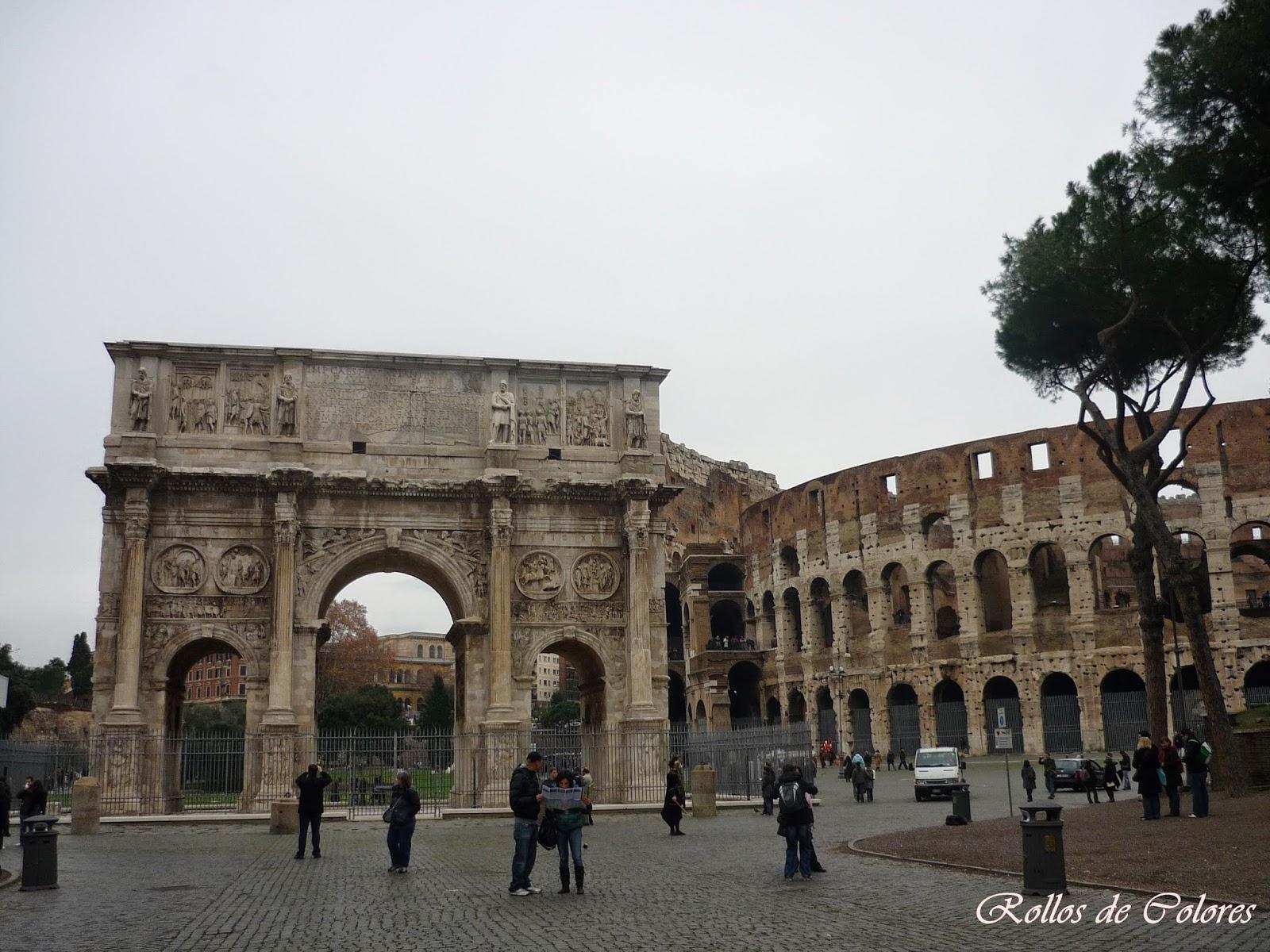 Arco Triunfo Constantino