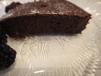 What Temp Should A Chocolate Cake Be Served At