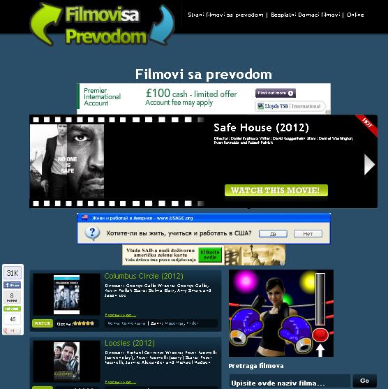 Besplatni Filmovi Za Gledanje Sa Prevodom