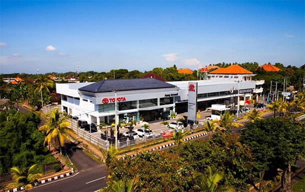 Harga Dealer Mobil Agung TOYOTA TABANAN, BALI