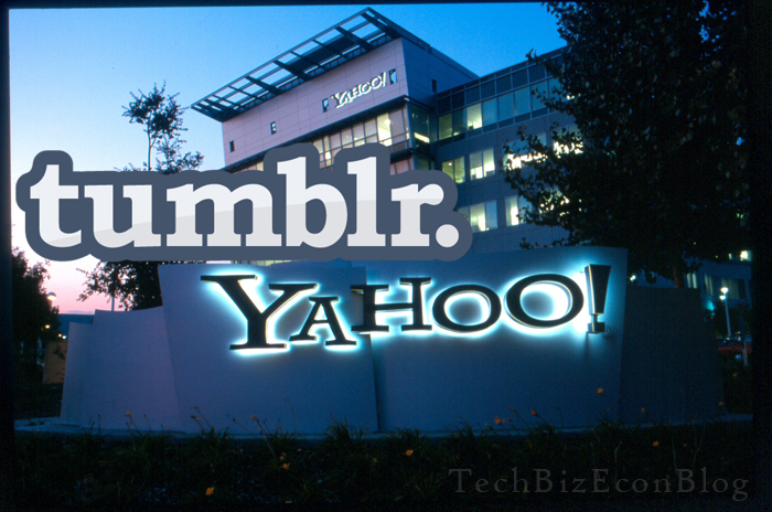 Tumblr The Free Blogging Site With 300 Million Users And $18 Million In Revenue, Is Bought By Yahoo For $1.1Billion In Cash.