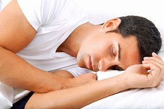 Cara Mengecilkan Perut Dengan Tidur