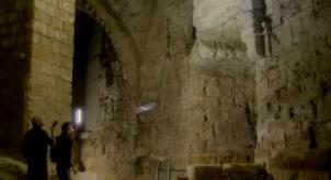 Un réseau de tunnels secrets des Templiers découvert sous la ville d'Acre en Israël