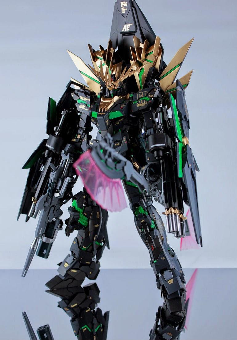 GUNDAM GUY: MG 1/100 Unicorn Gundam 02 Banshee Norn ...