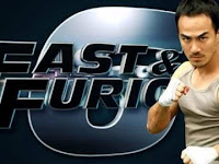 Joe Taslim pelakon indonesia dalam Fast and Furious 6