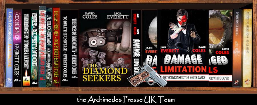 <b><i>the Archimedes Presse UK team ...</i></b>