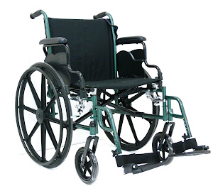 Steel  Wheel Chairs