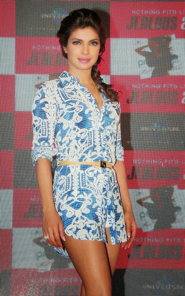 Hot Pics of Priyanka Chopra for Success Her album EXOTIC