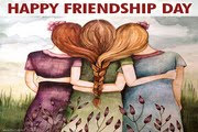 Happy Friendship Day 2018 ☺