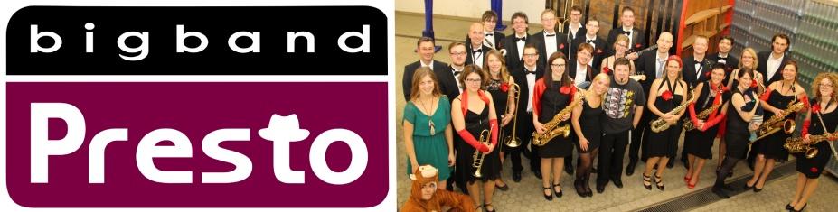 Bigband Presto - die Big Band aus Wolbrechtshausen in Südniedersachsen