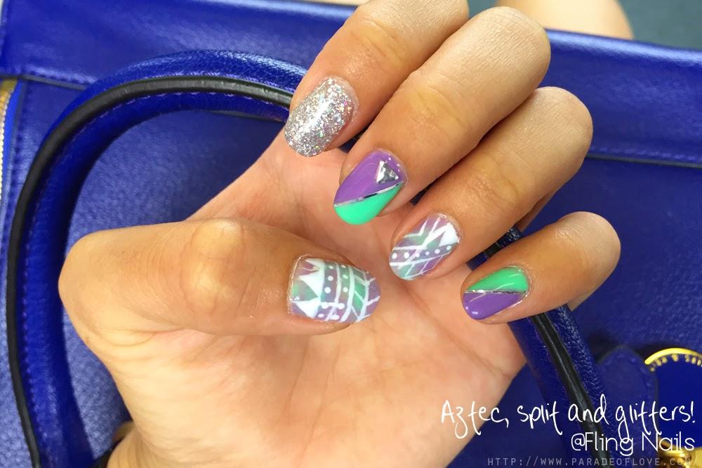 Home-Based Nail Services @ Fling Nails