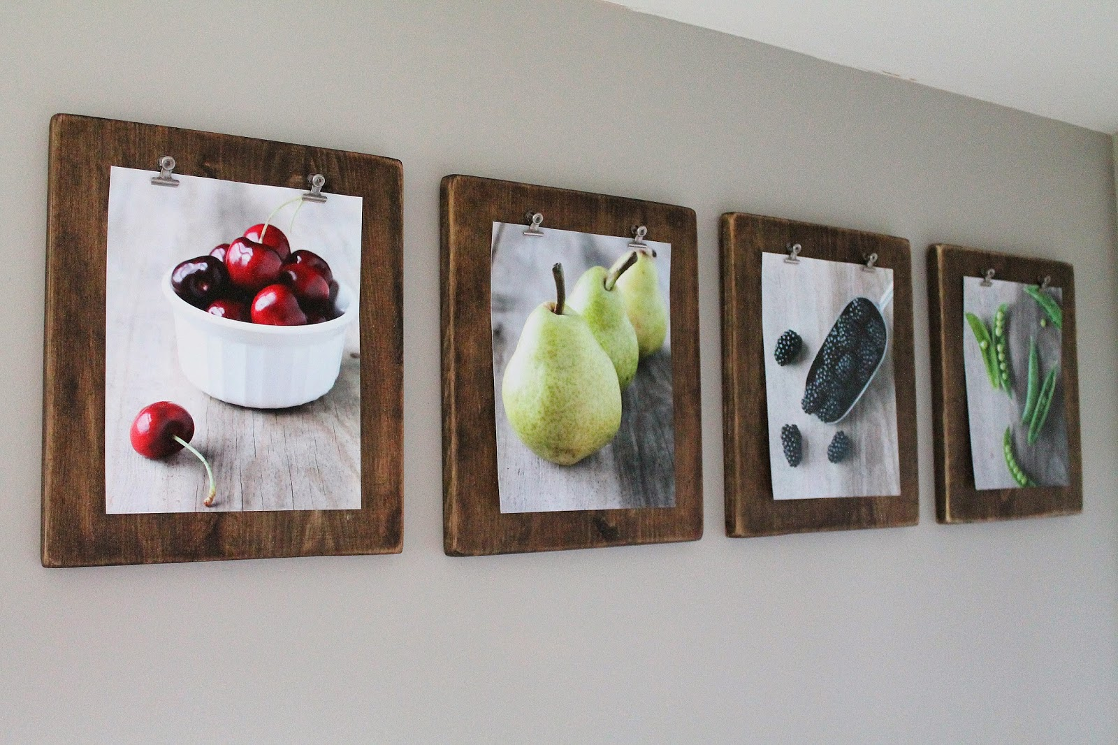 Картина для кухни своими руками из подручных материалов фото