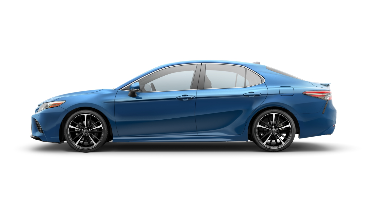 Burien Toyota Blog 2018 Toyota Camry Has Sporty Look
