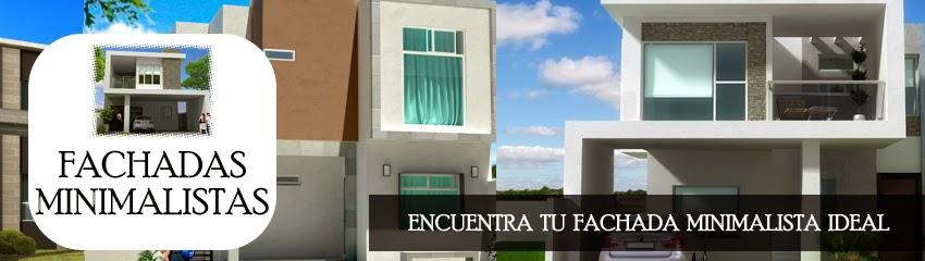 las mejores casas con fachadas minimalistas