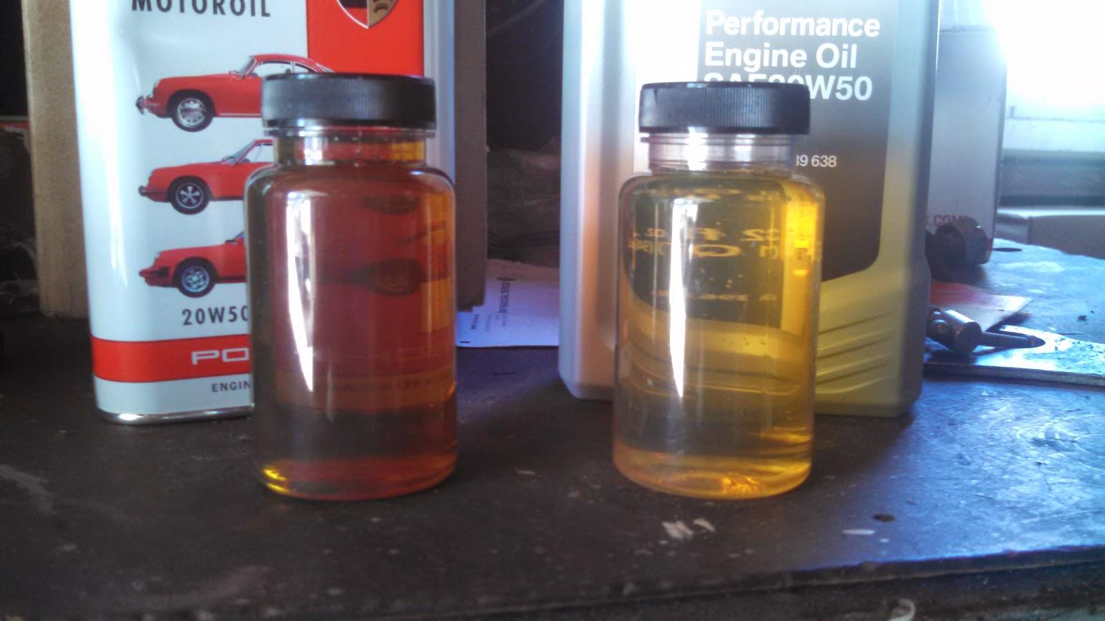 Symphony of shrapnel oil analysis bmw performance 20w50 for Classic motor oil 20w50