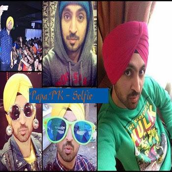 Selfie Diljit Dosanjh