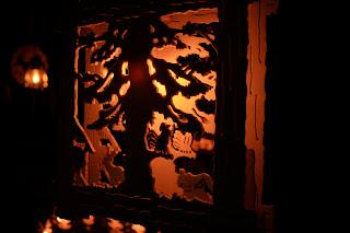 Lumières sur Marché de noël berlinois d'Alt Rixdorfer sur la Richardplatz
