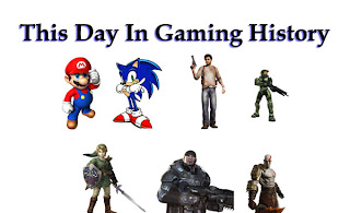 this day in gaming history This Day In Gaming History   March 1st