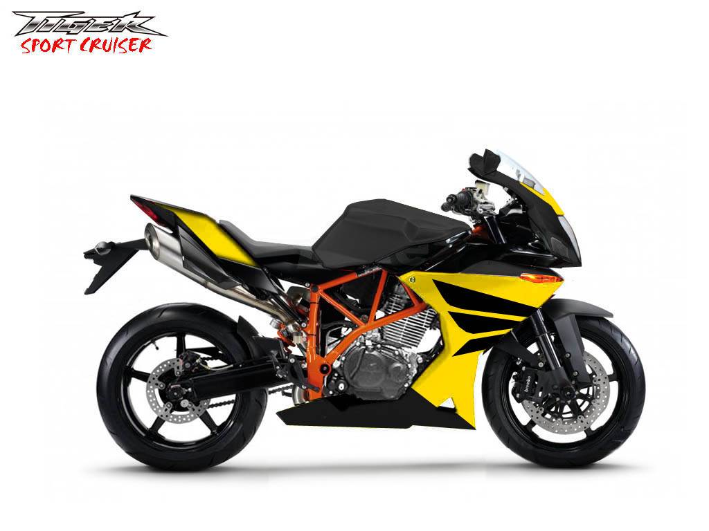 Gallery Pictures MotorBike: Honda Tiger 2000