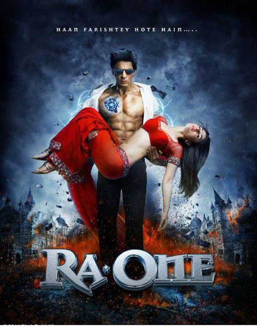 Shah Rukh Khan RA.One Movie latest Images | New Wallpapers | Gallery | Photos | Poster