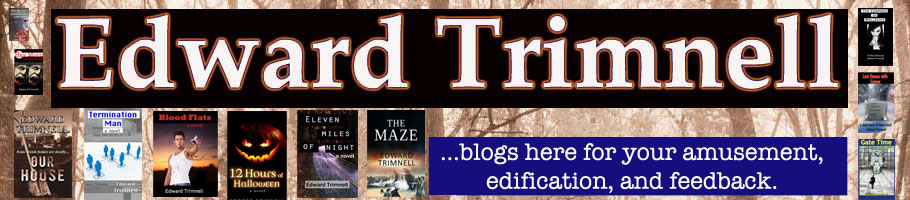 One Word a Day with Ed Trimnell