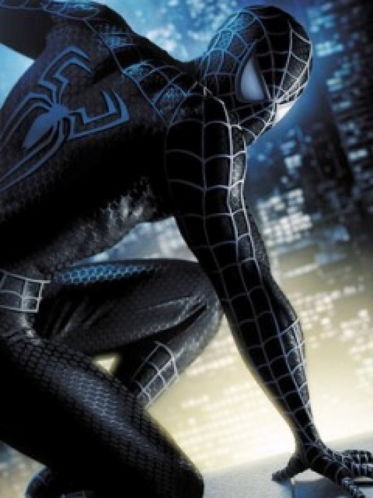 The amazing spider man black suit - photo#16